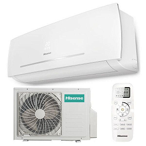 Настенная сплит-система Hisense AS-12HR4SVDDC1G/AS-12HR4SVDDC1W