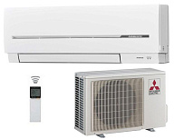 Настенная сплит-система Mitsubishi Electric MSZ-SF25VE / MUZ-SF25VE